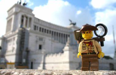 Italy: Rome (Lego & Travel)