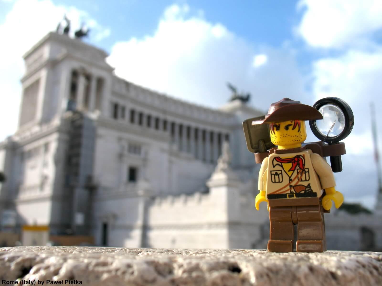 Rome (Italy) - Altare della Patria