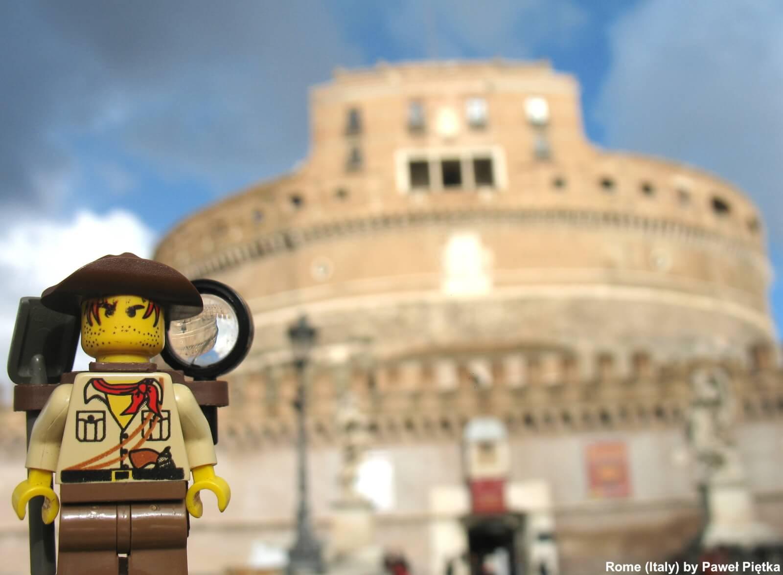 Rome (Italy) - Castel Sant Angelo