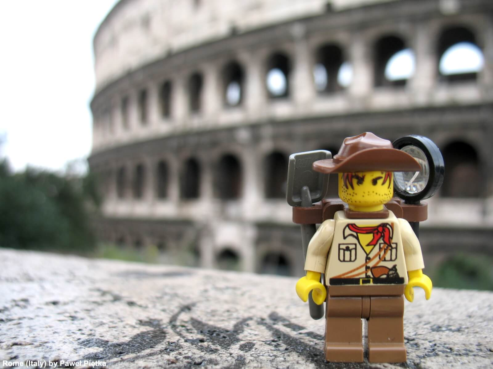 Rome (Italy) - Colosseum
