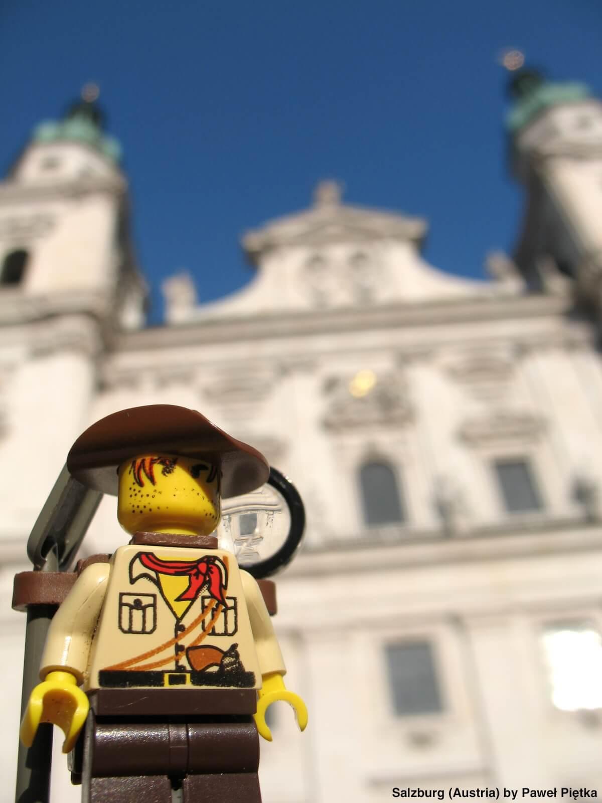 Salzburg (Austria) - Cathedral Salzburger Dom