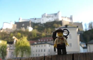 Austria: Salzburg (Lego & Travel)