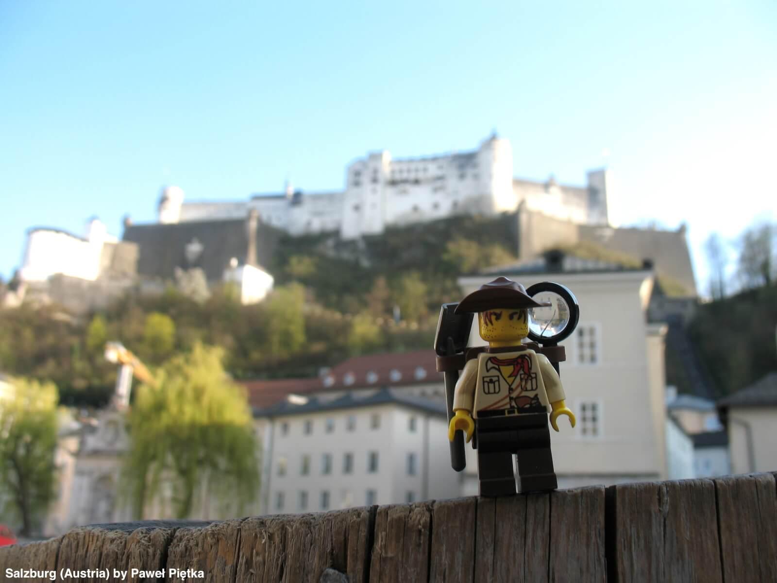Salzburg (Austria) - Hohensalzburg Fortress