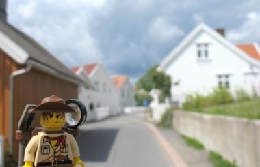 Norway: Sandefjord (Lego & Travel)