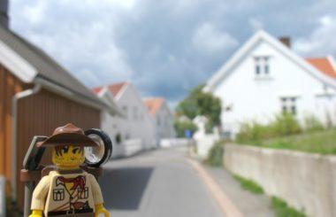 Norway: Sandefjord (Lego & Travel)