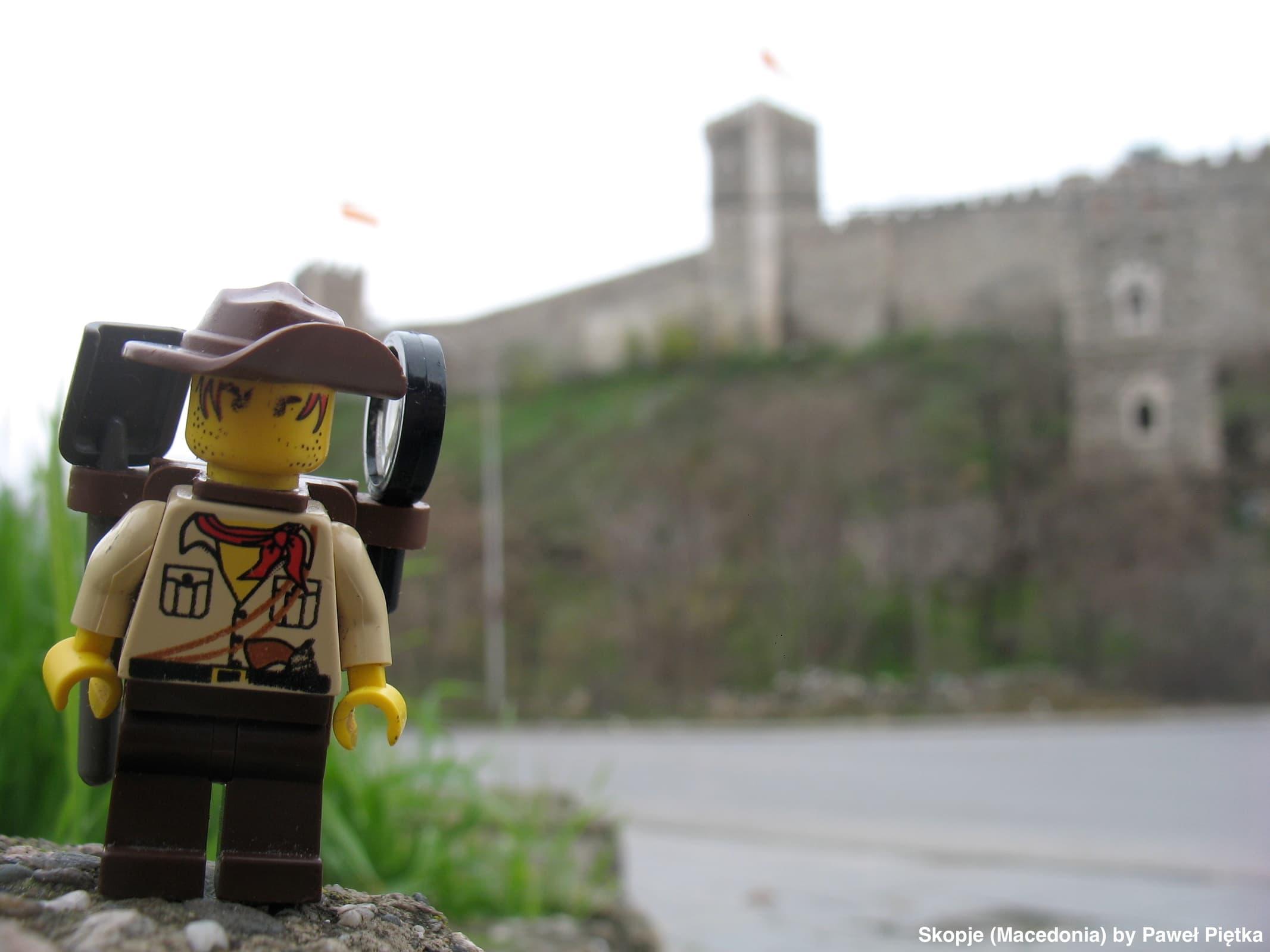 Skopje (Macedonia) - Kale Fortress