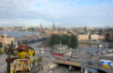 Sweden: Stockholm (Lego & Travel)