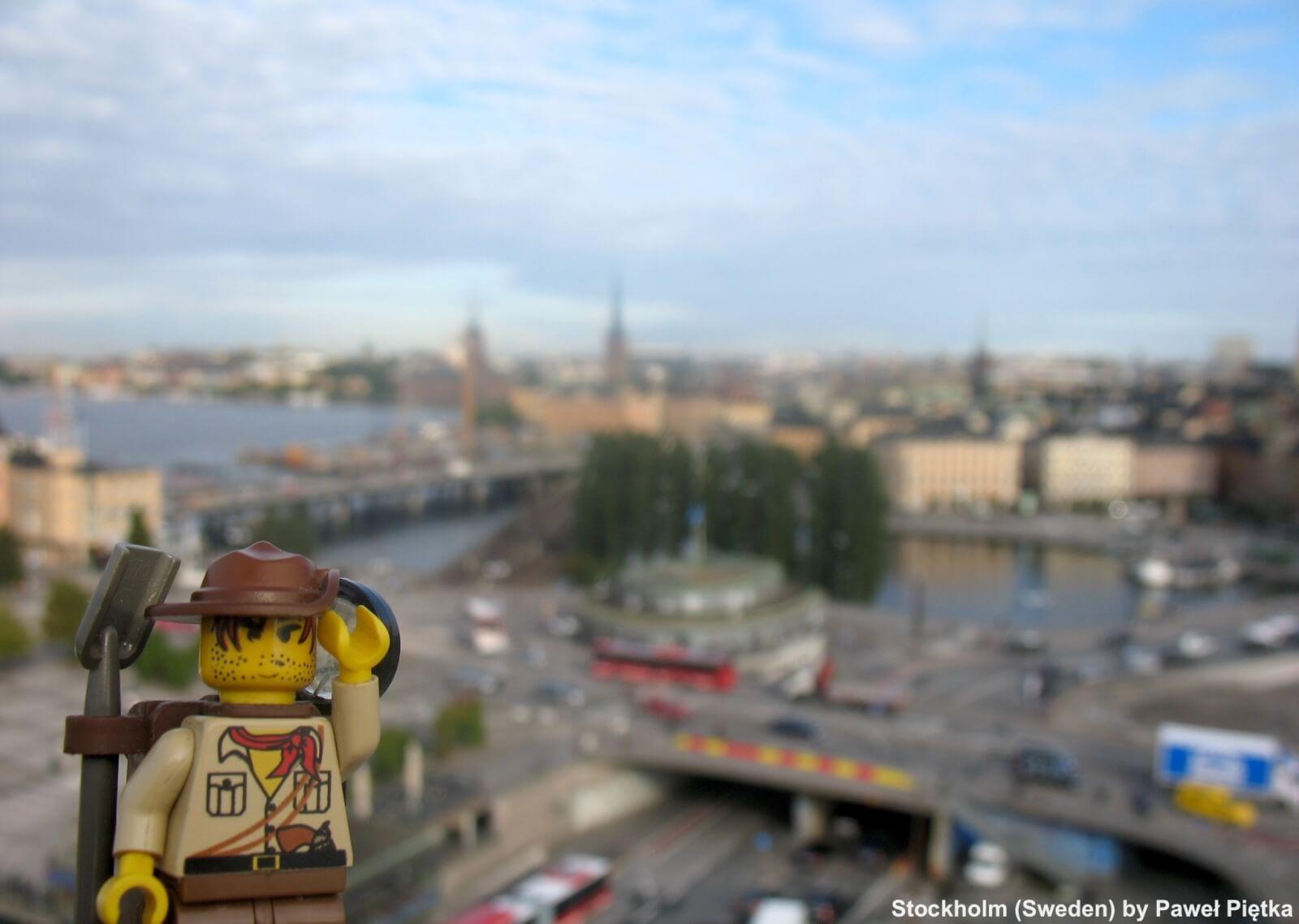 Stockholm (Sweden) - Old Town 1