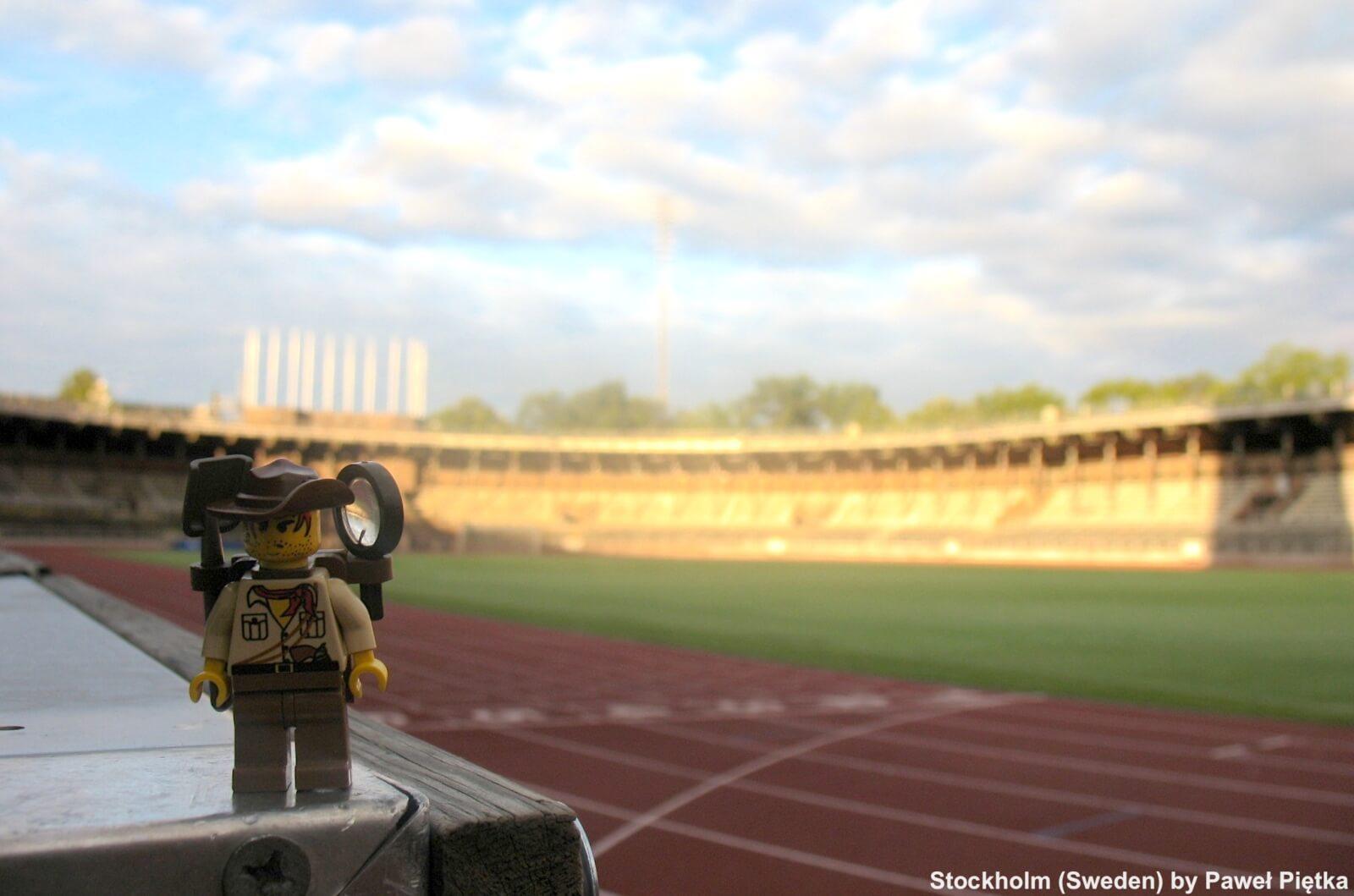 Stockholm (Sweden) - Olympic Stadium 1