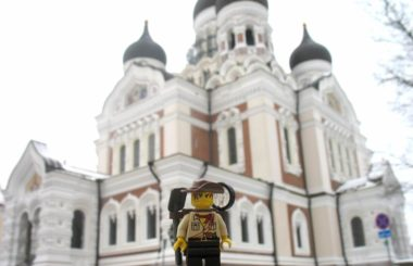 Estonia: Tallinn (Lego & Travel)