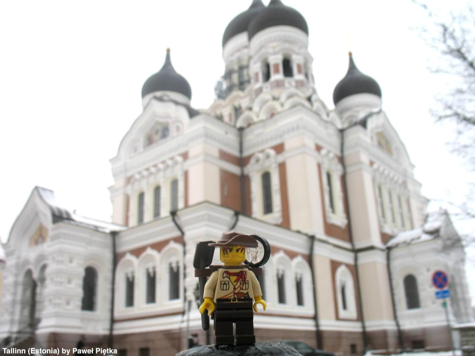 Tallinn (Estonia) - Alexander Nevsky Cathedral