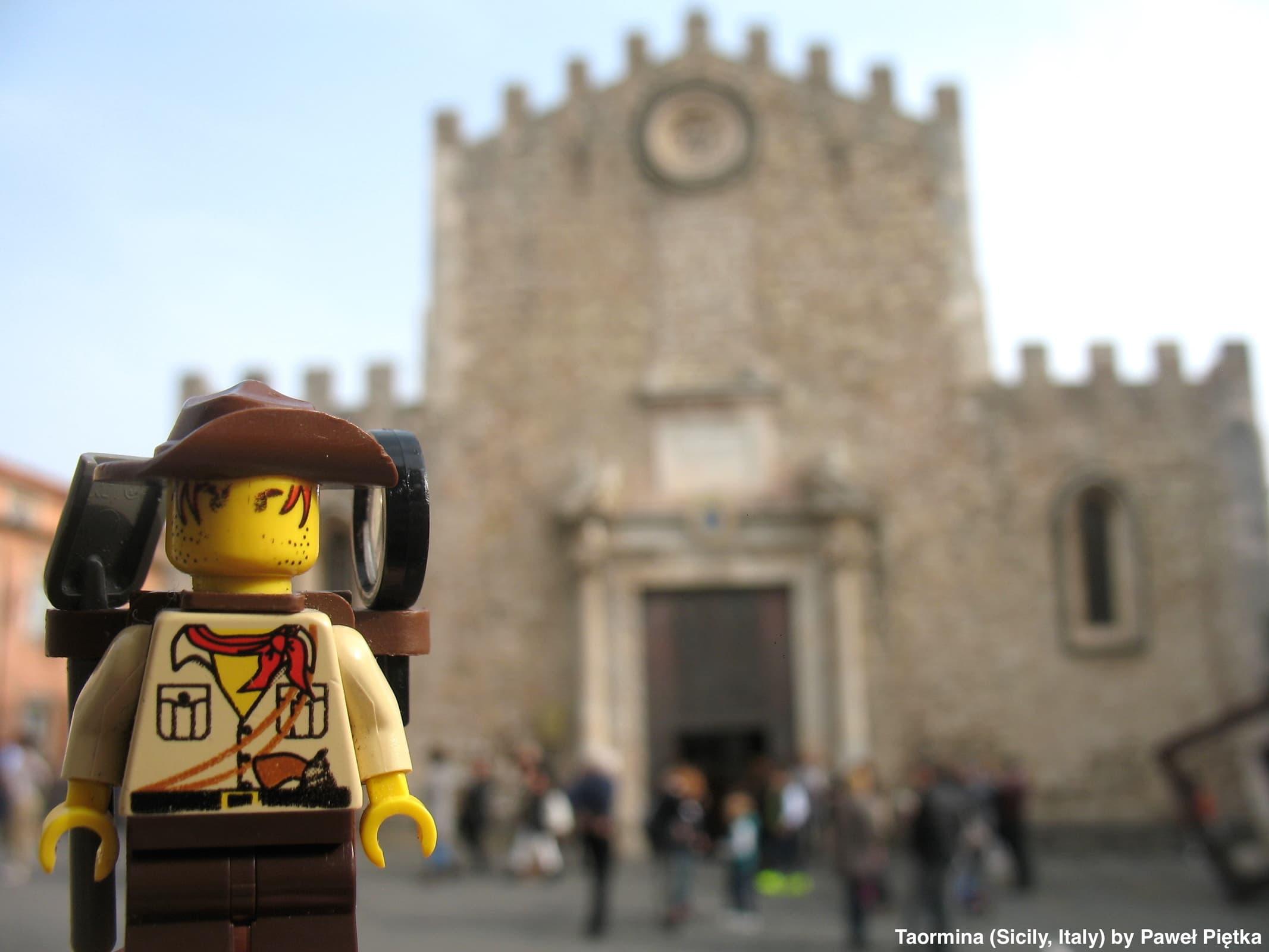 Taormina (Sicily, Italy) - Duomo