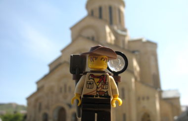 Georgia: Tbilisi (Lego & Travel)