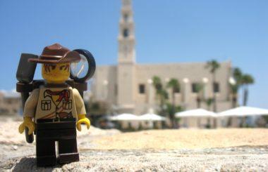 Israel: Tel Aviv, Jaffa (Lego & Travel)