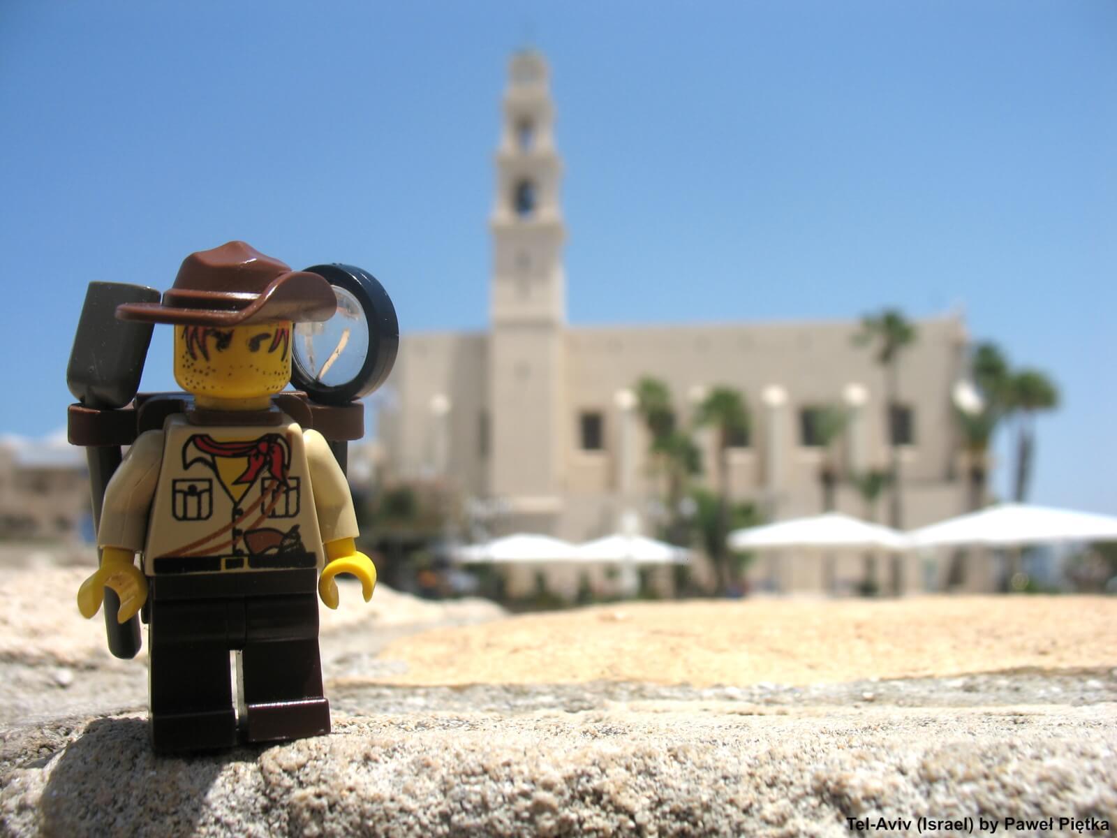 Tel-Aviv (Israel) - Kedumim Square