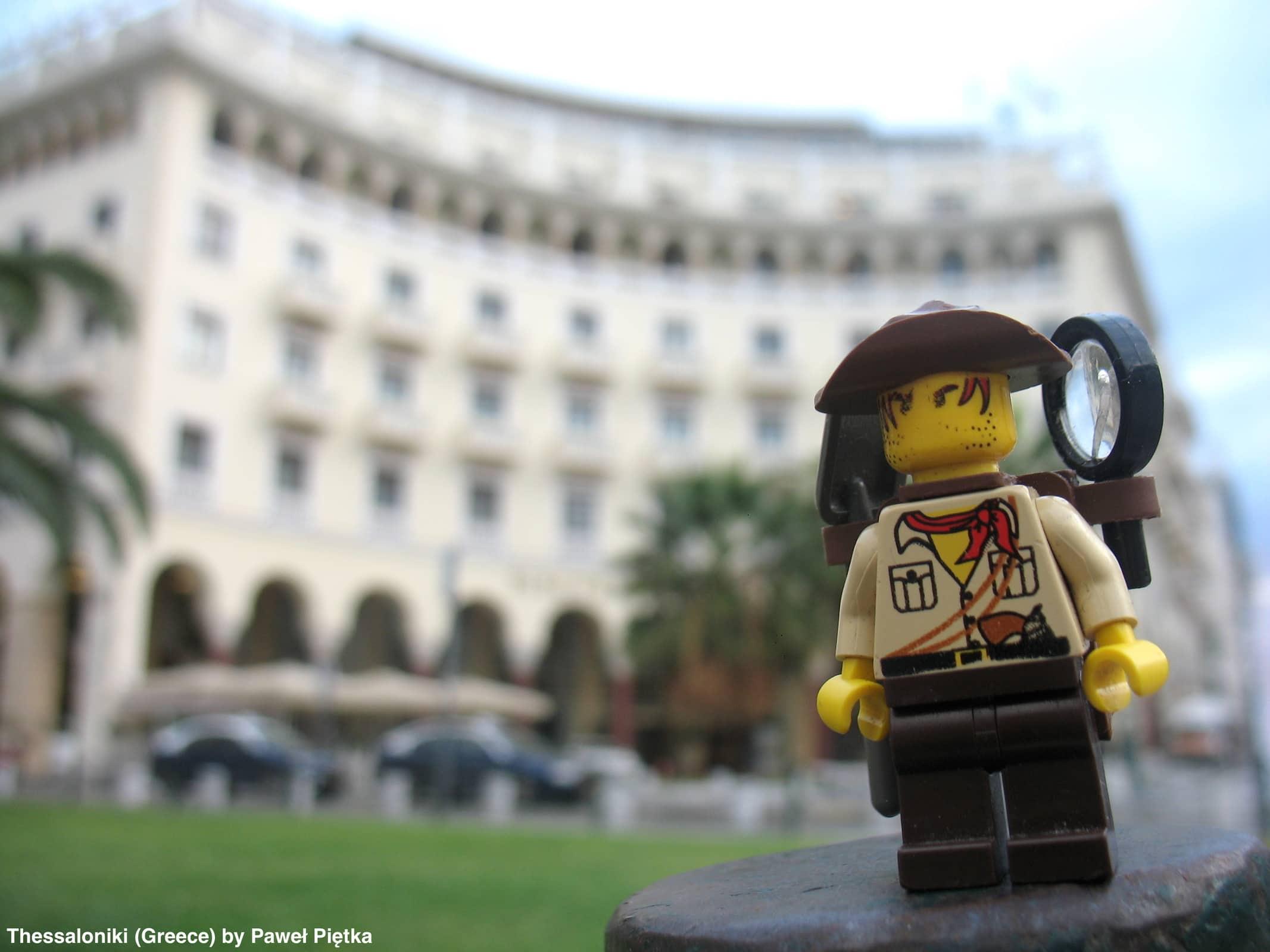 Thessaloniki (Greece) - Aristotelous Square