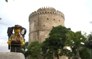 Greece: Thessaloniki (Lego & Travel)