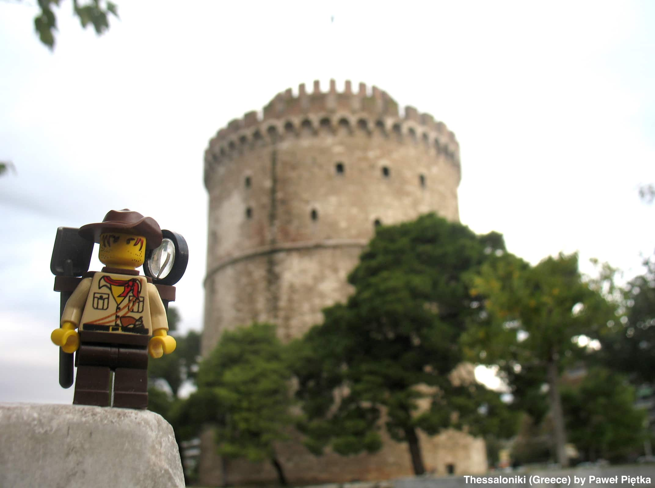 Thessaloniki (Greece) - White Tower
