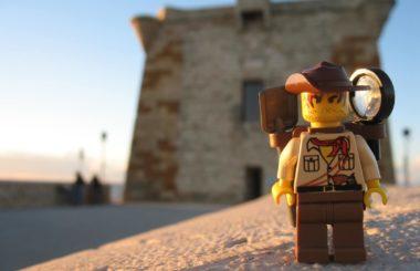 Italy: Trapani, Sicily (Lego & Travel)