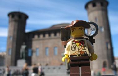 Italy: Turin (Lego & Travel)