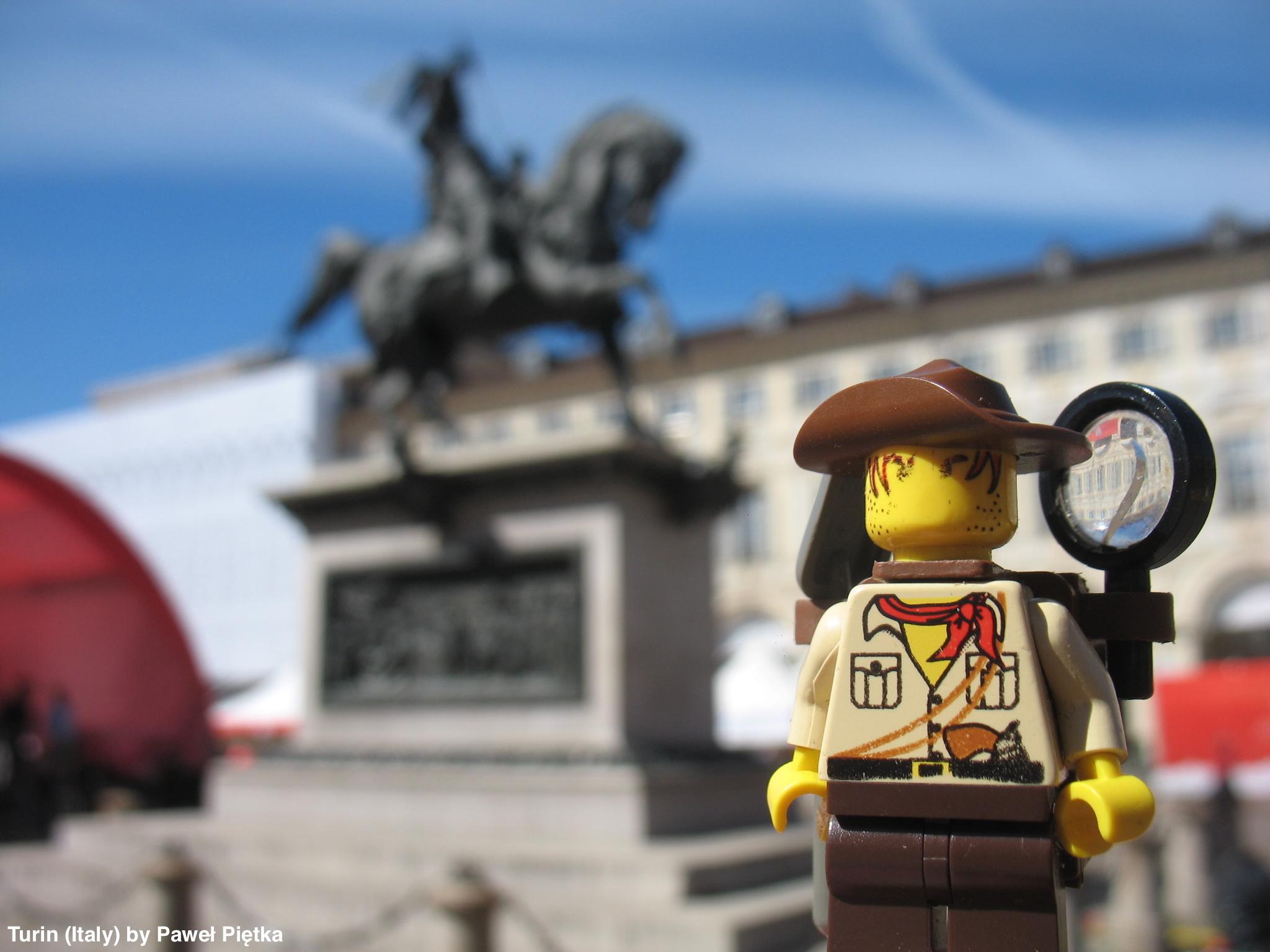 Turin (Italy) - Piazza San Carlo
