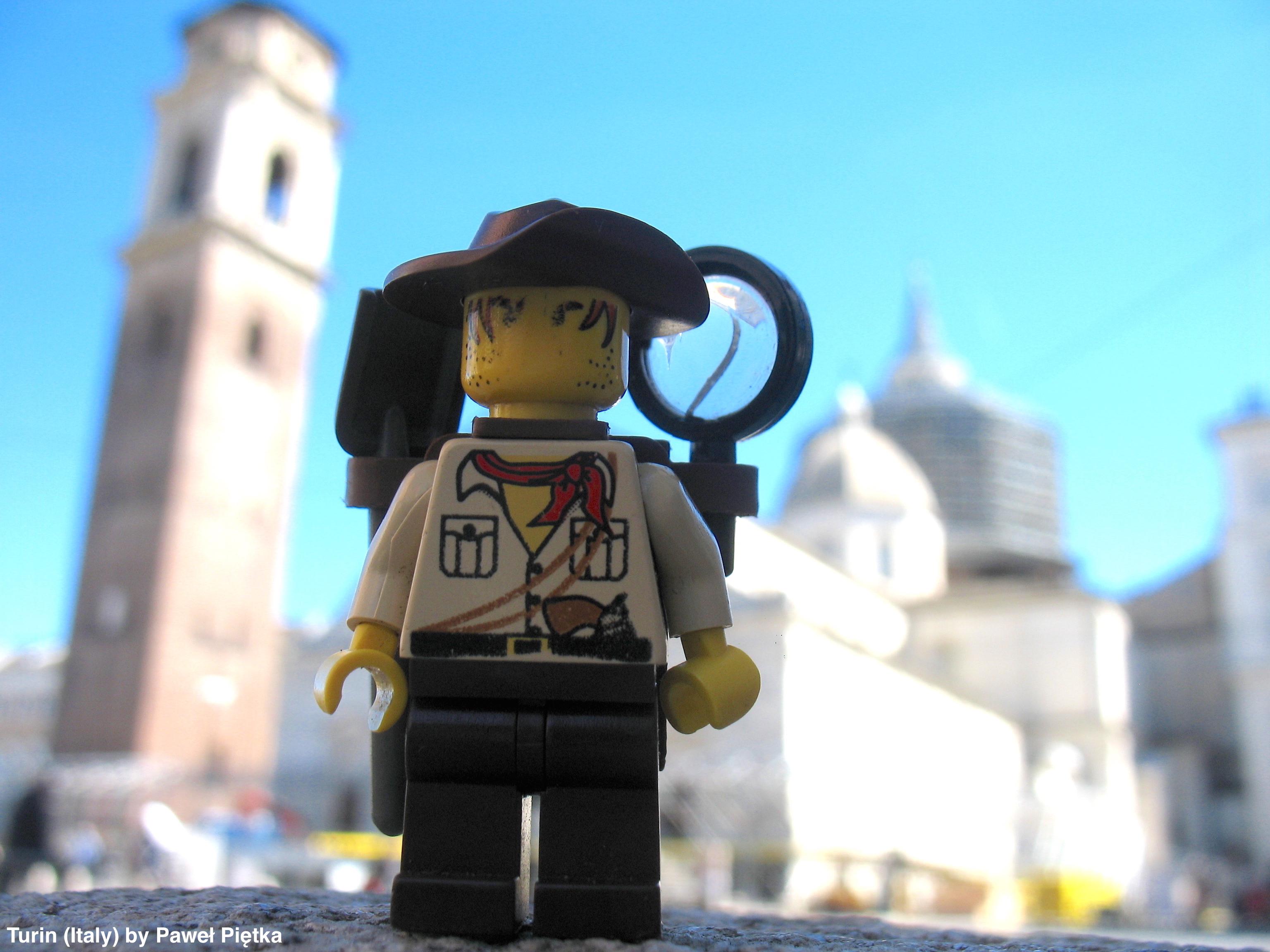 Turin (Italy) - Saint John the Baptist