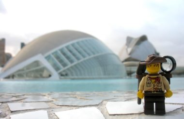 Spain: Valencia (Lego & Travel)
