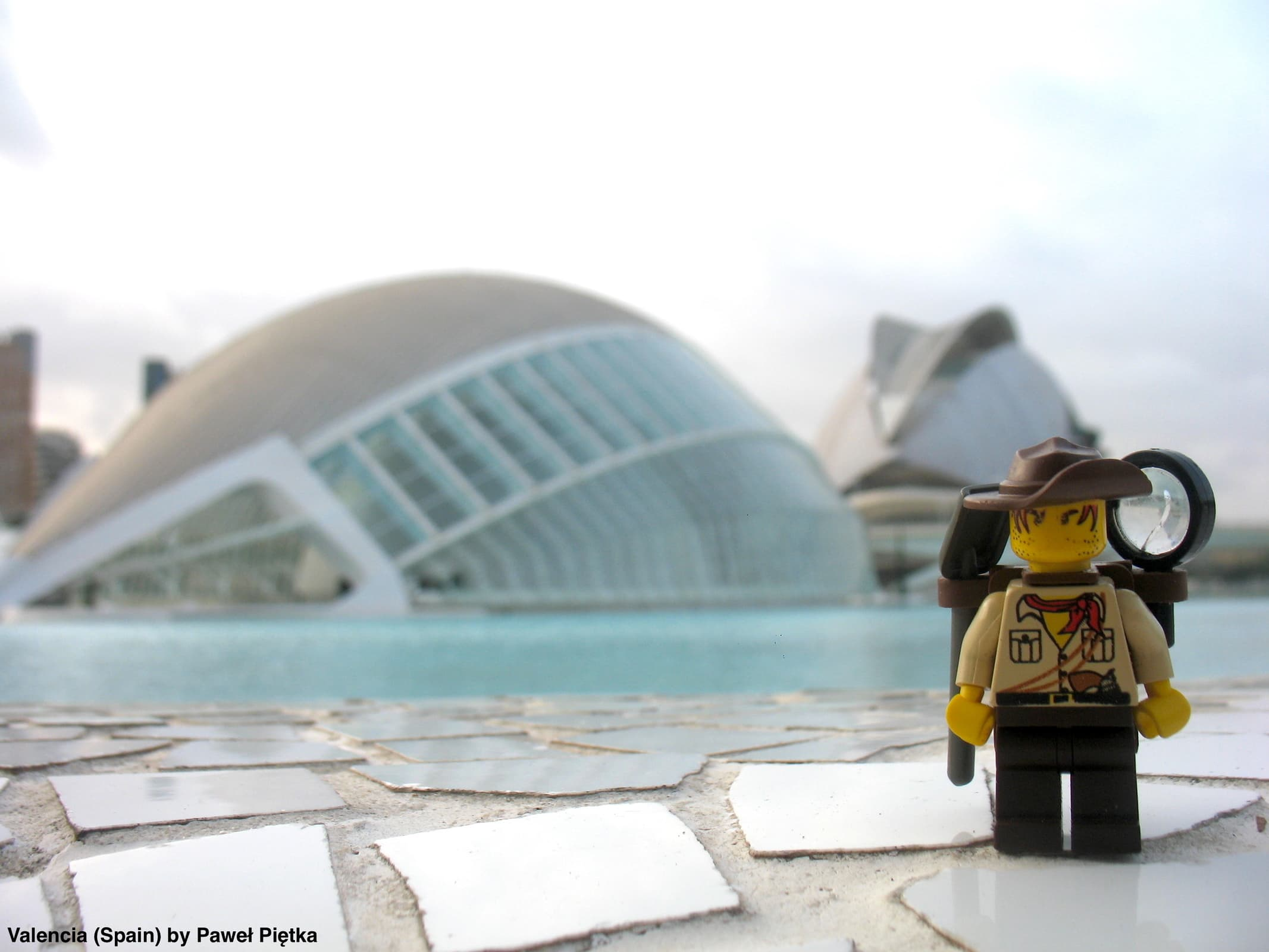 Valencia (Spain) - City of Arts and Sciences