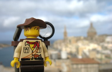 Malta: Valletta (Lego & Travel)