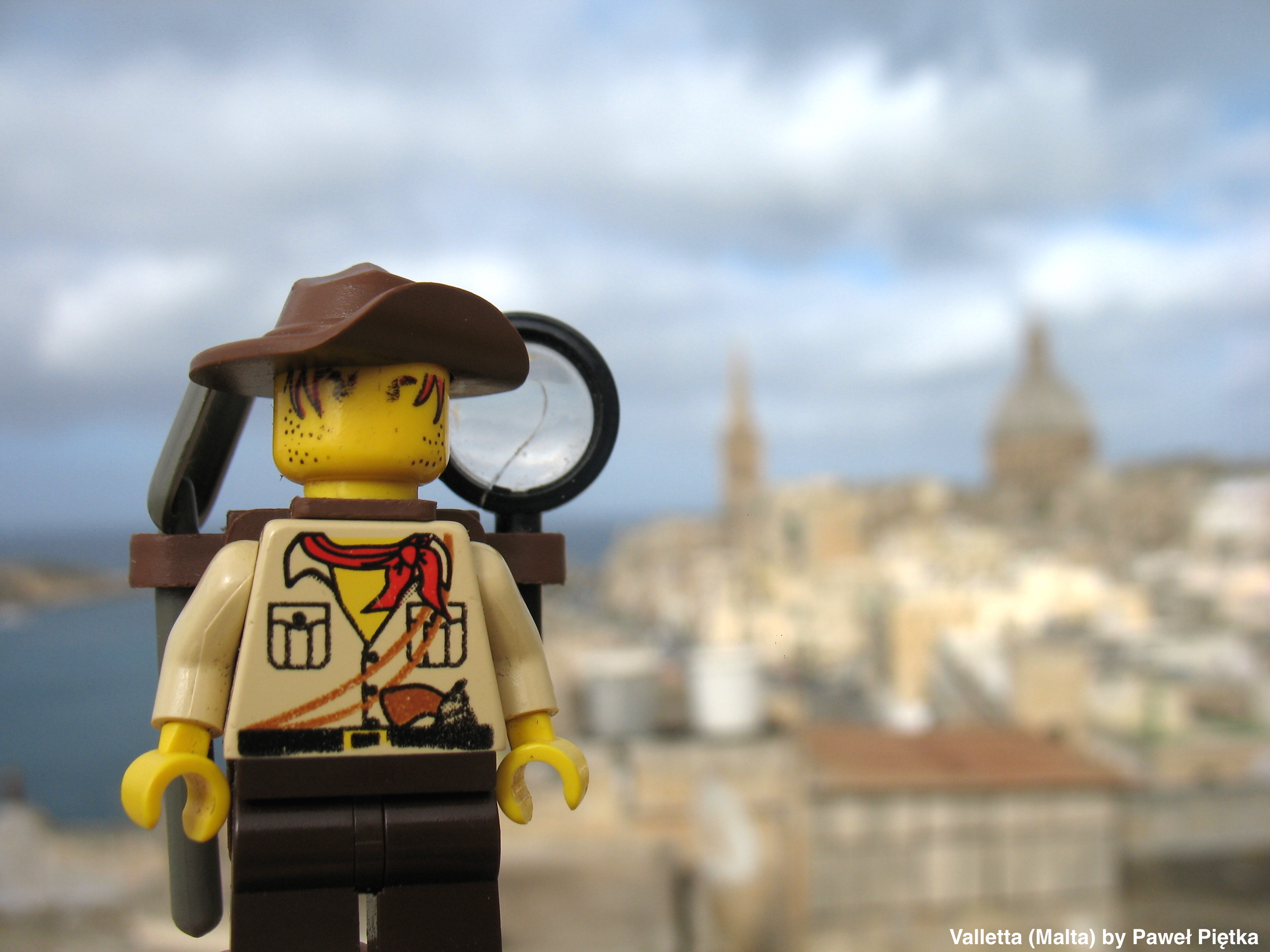 Valletta (Malta) - capital city