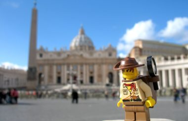 Vatican City (Lego & Travel)