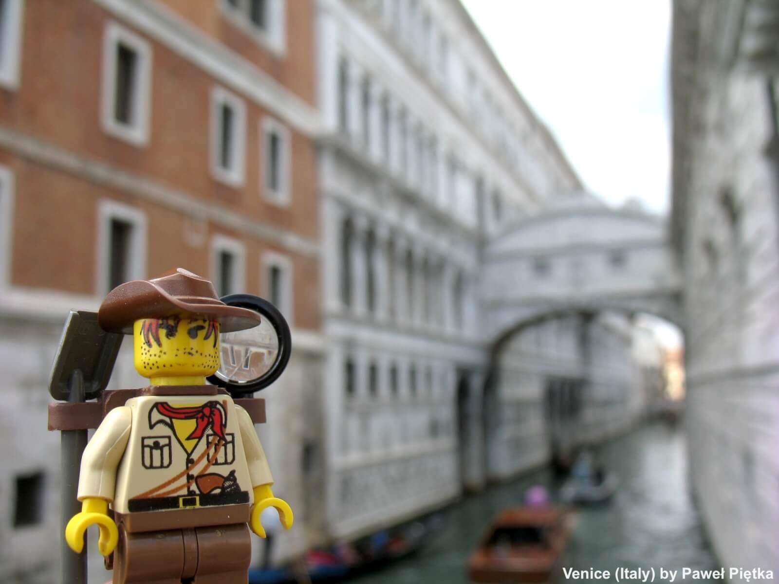 Venice (Italy) - Bridge of Sighs