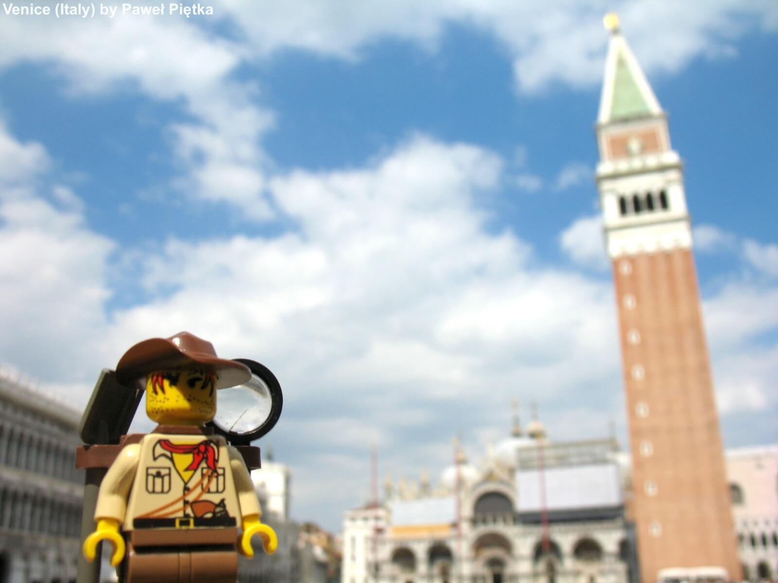 Venice (Italy) - Piazza San Marco and Basilica di San Marco