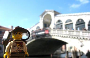 Italy: Venice (Lego & Travel)