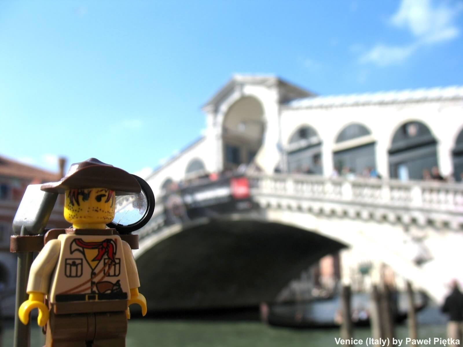 Venice (Italy) - Rialto Bridge
