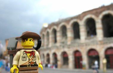 Italy: Verona (Lego & Travel)