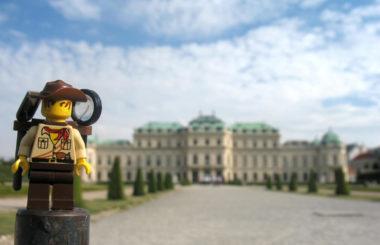 Austria: Vienna (Lego & Travel)