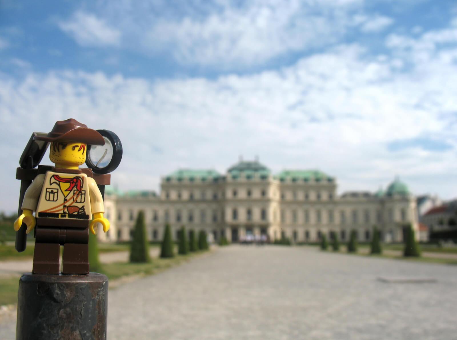 Vienna (Austria) - Belvedere