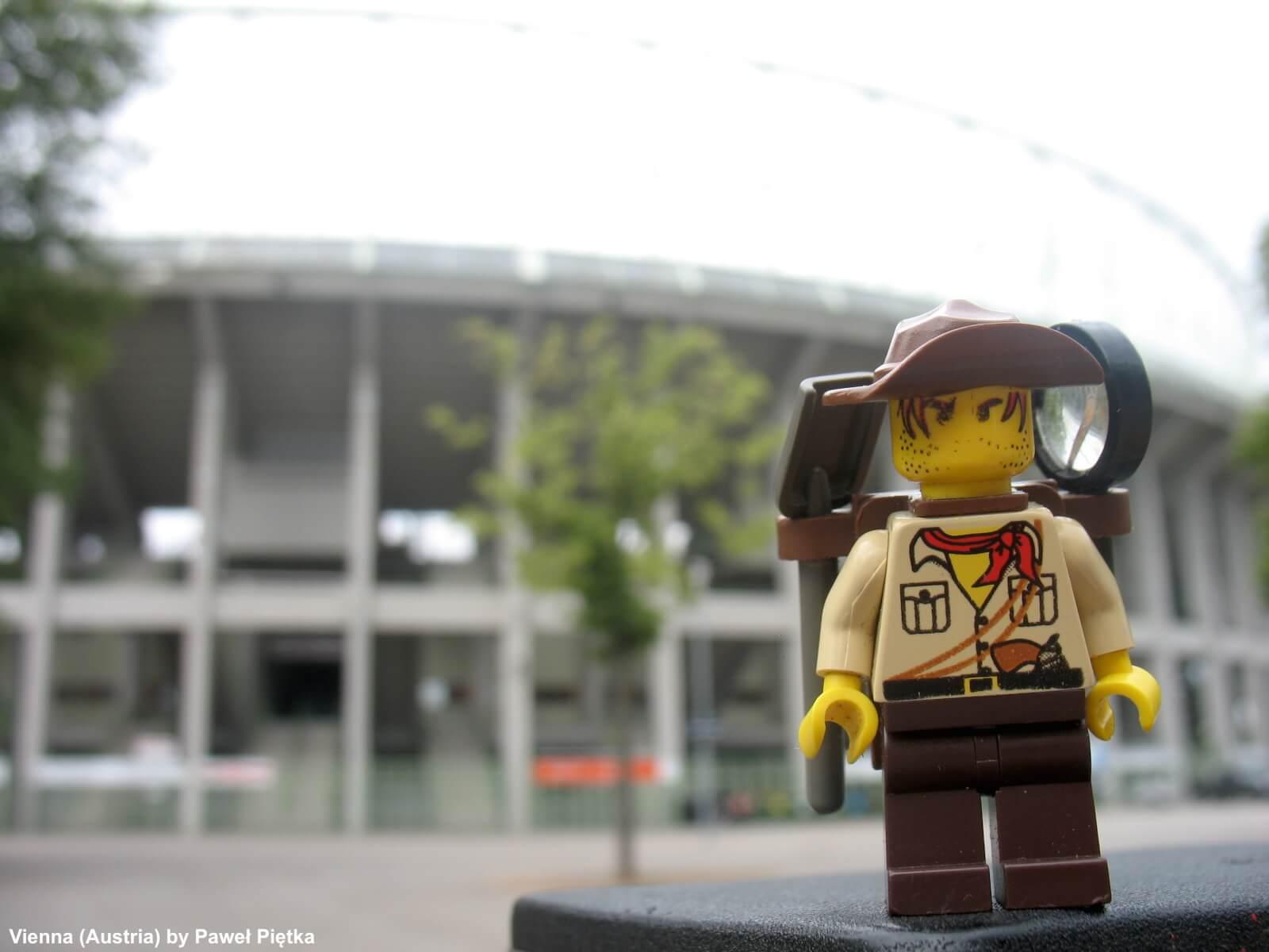 Vienna (Austria) - Ernst Happel Stadium
