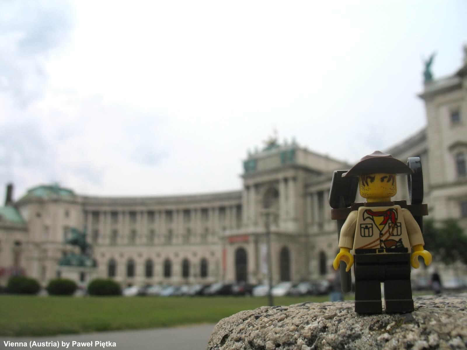Vienna (Austria) - Hofburg Palace
