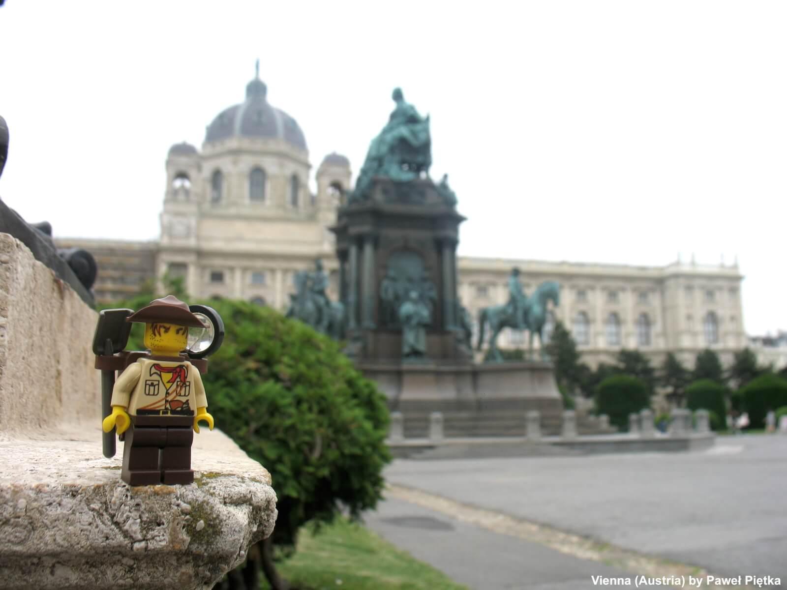 Vienna (Austria) - Kunsthistorisches Museum of Natural History