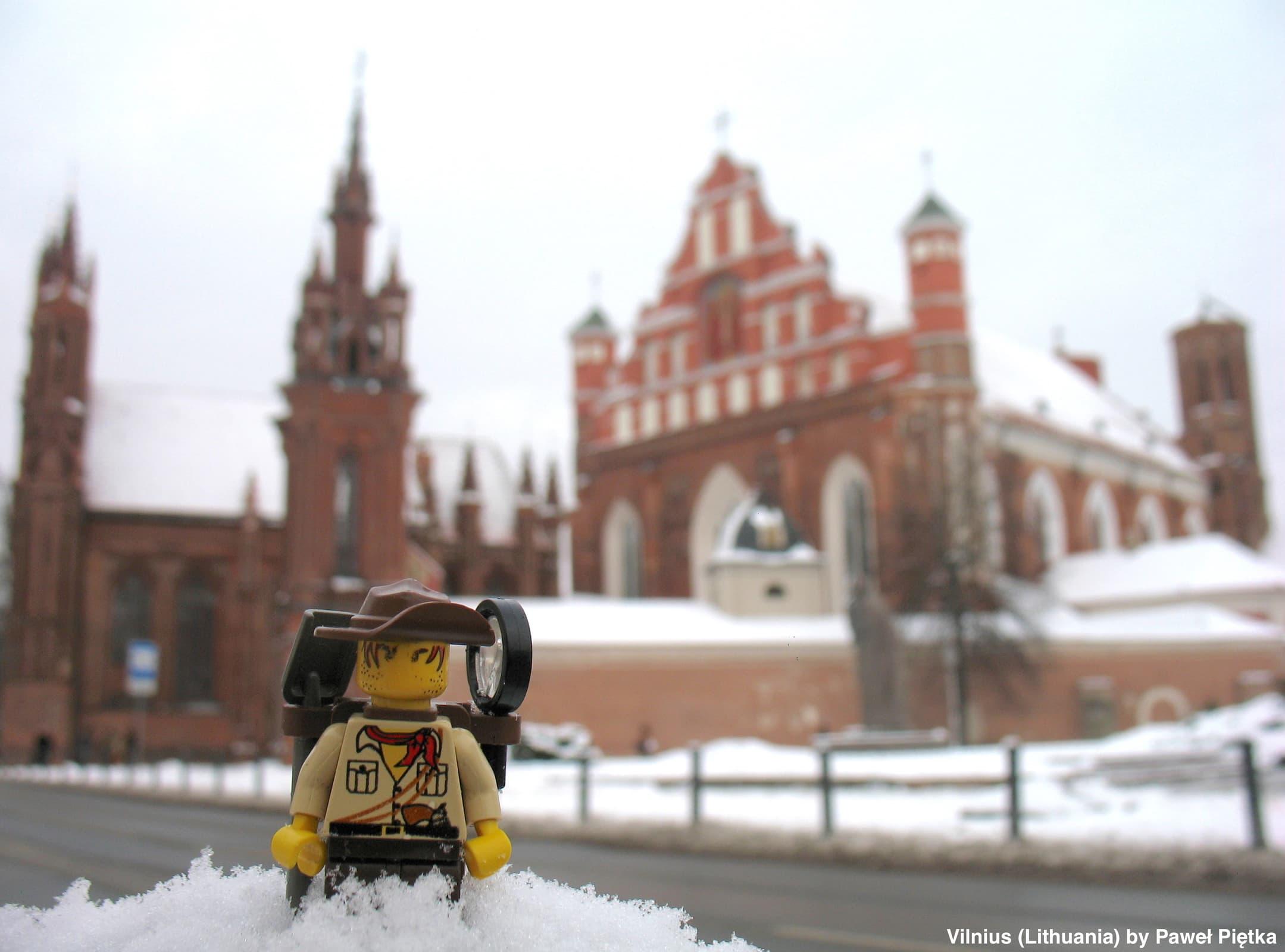 Vilnius (Lithuania) - St Anne's Church