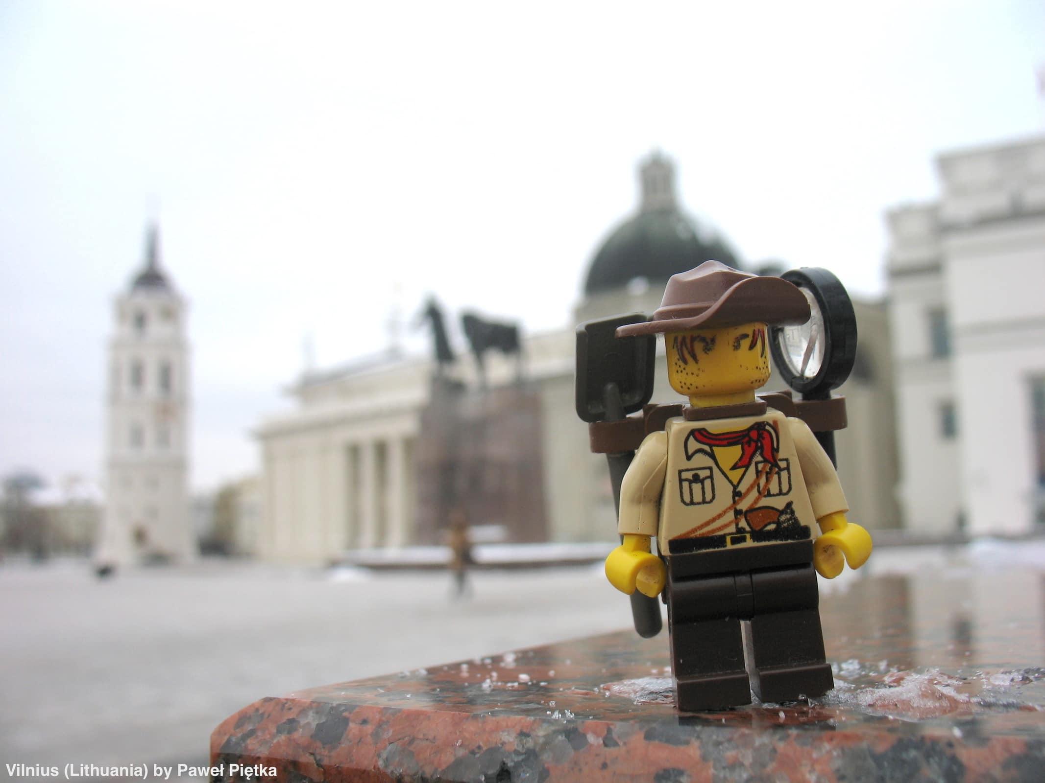 Vilnius (Lithuania) - Vilnius Cathedral