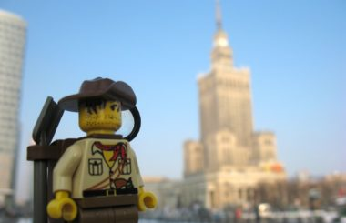 Poland: Warsaw (Lego & Travel)
