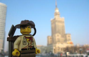 Poland: Warsaw (Lego & Travel)