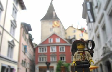 Switzerland: Zurich (Lego & Travel)