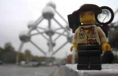 Belgium: Brussels (Lego & Travel)