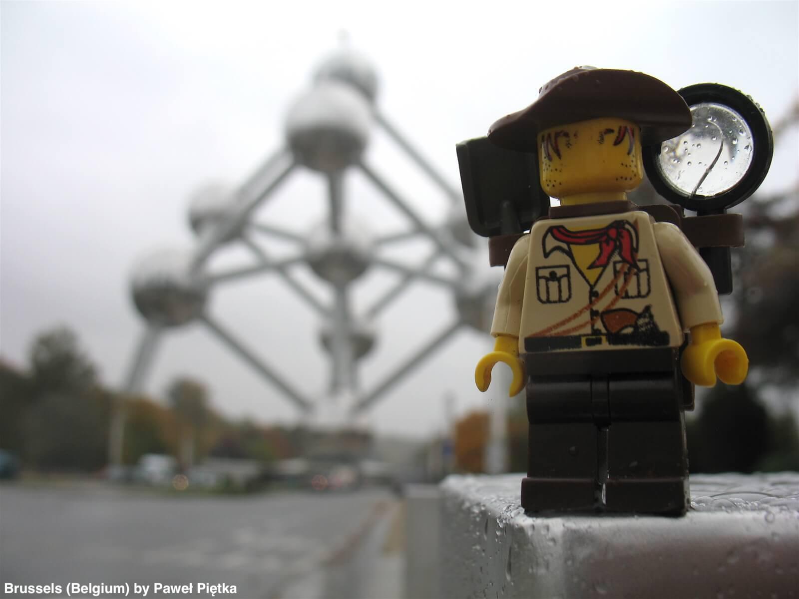 Brussels (Belgium) - Atomium