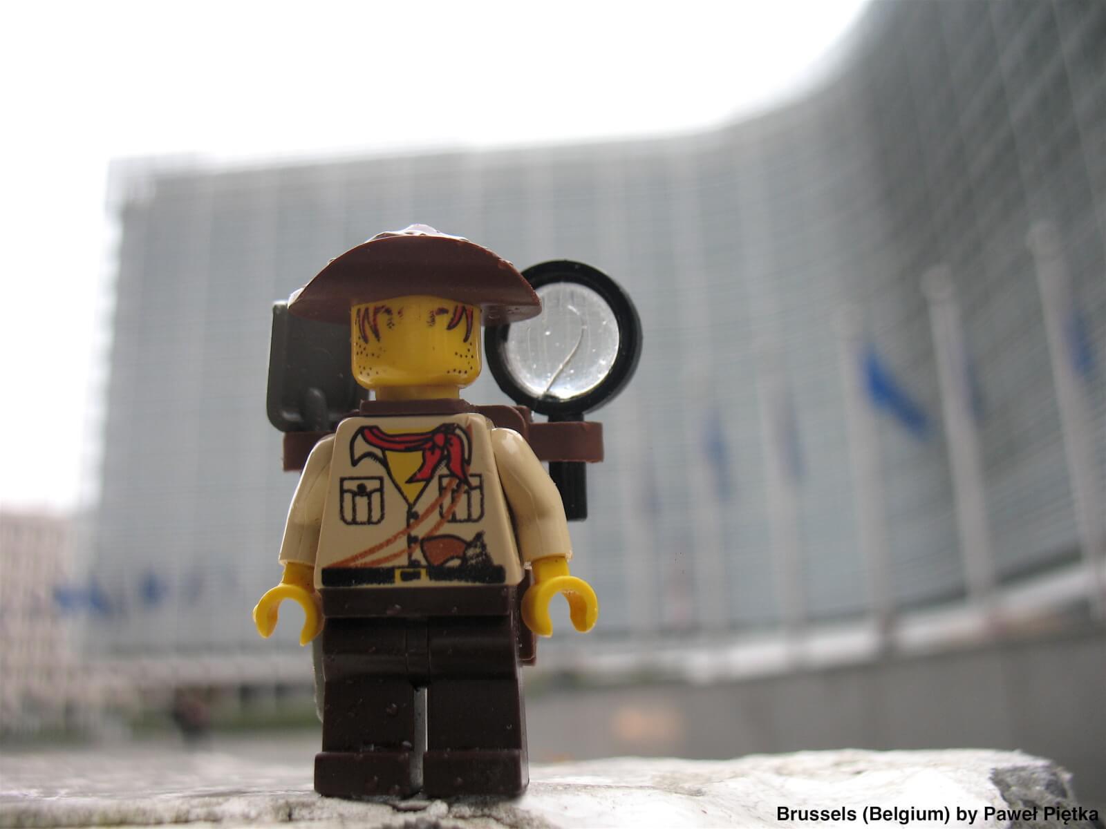 Brussels (Belgium) - Le Berlaymont