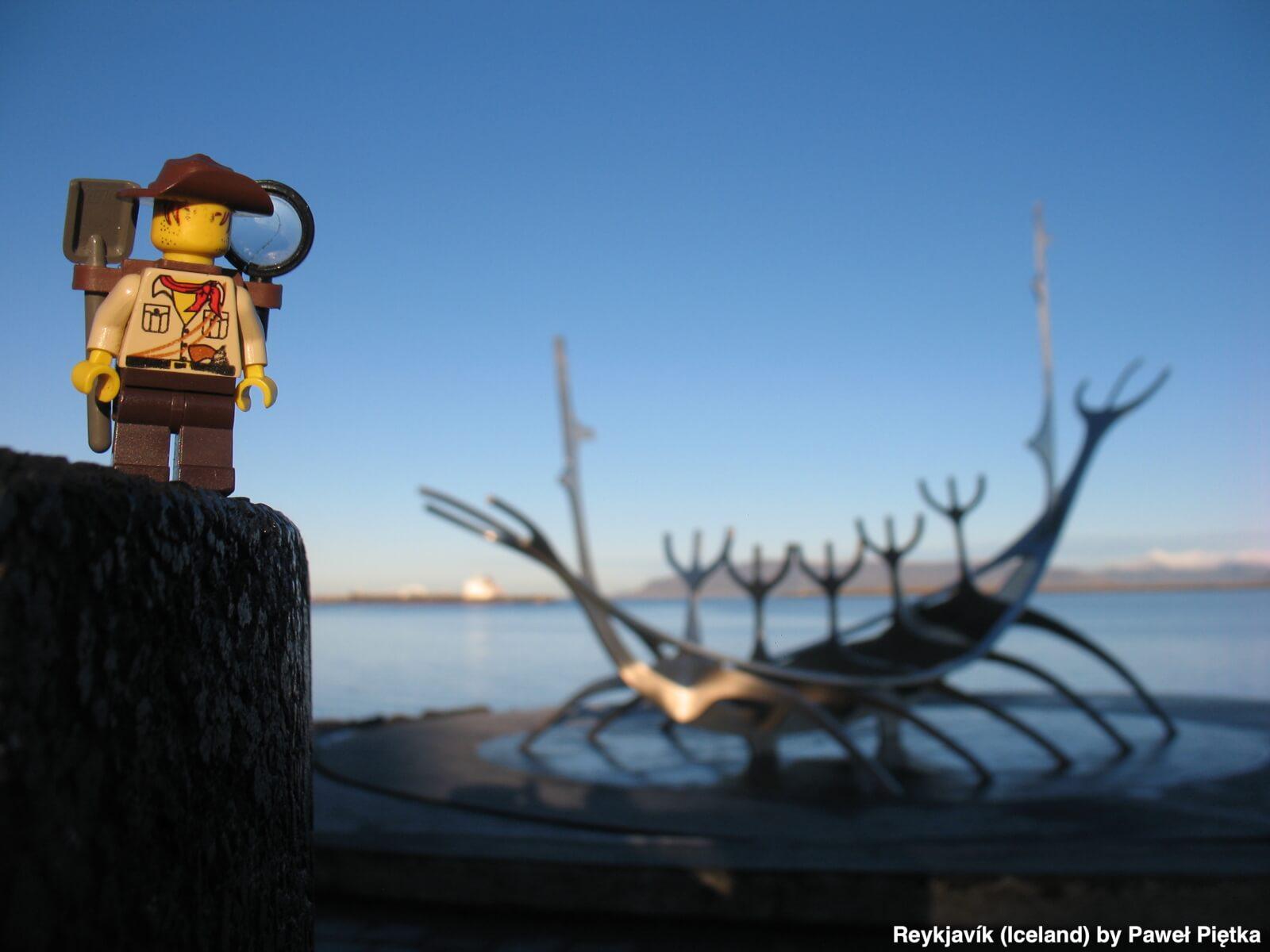 Reykjavik (Iceland) - Solfar Sun Voyager
